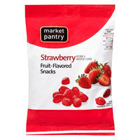 Market Pantry Strawberry Fruit-Flavored Snack 1 Count