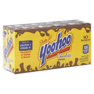 Mott's Yoo-Hoo Chocolate Drinks 10 ct