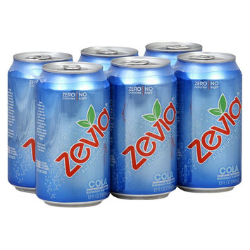 Target Zevia Diet Cola All Natural Soda 12 oz, 6 pk