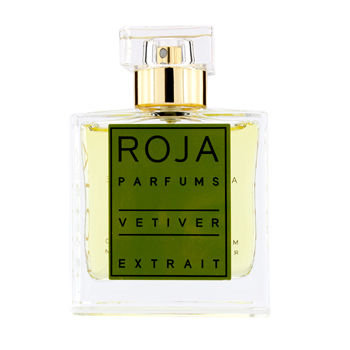 Vetiver Extrait, 50ml/1.69 fl. oz Roja Parfums