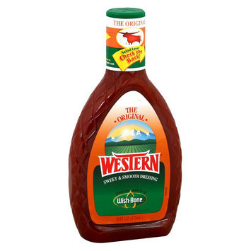 Unilever Western French Dressing 16 oz