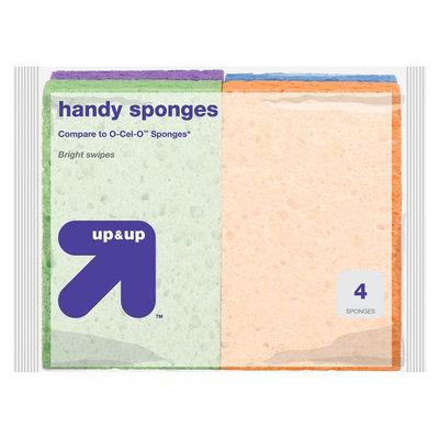 up & up 4 Pk. Handy Sponge