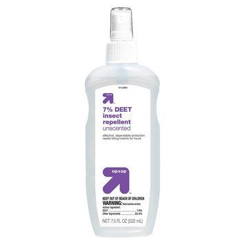 Up & Up 7% DEET Insect Repellent Pump 7.5 Oz