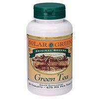 Solaray Green Tea 675 MG - 30 Tablets - Other Herbs
