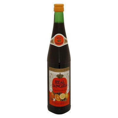 Shaw-ross Cruz Garcia Real Sangria Red Wine 750 ml