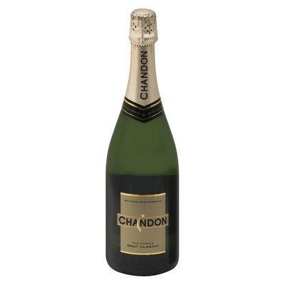 Moet Hennessey Usa Chandon California Brut Classic Champagne 750 ml