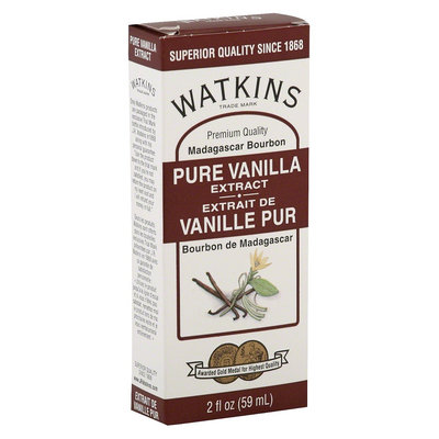 Watkins Pure Madagascar Bourbon Vanilla Extract, 2 oz