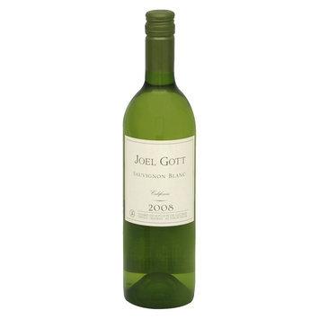 Trinchero Joel Gott California 2008 Sauvignon Blanc Wine 750 ml