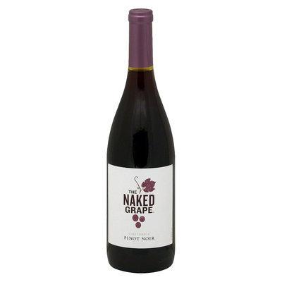 E & J Gallo The Naked Grape California Pinot Noir Wine 750 ml