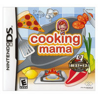 Cokem DS Game Cooking Mama