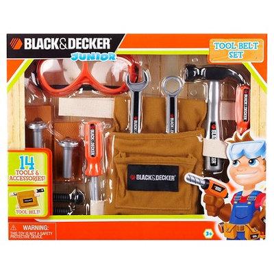 Black & Decker Junior Tool Belt Set