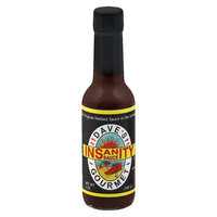 Daves Gourmet Insanity Sauce, 5 oz