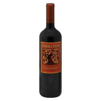 Dfv Wines Gnarly Head 2011 Old Vine Zinfandel Wine 750 ml