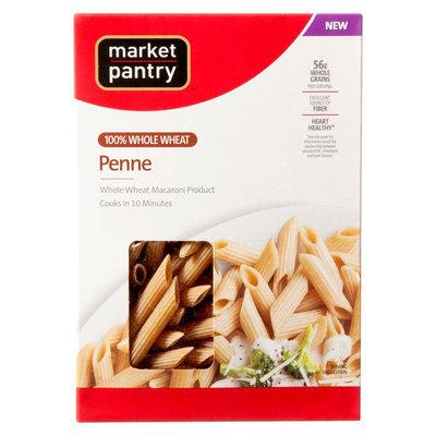 Market Pantry Whole Wheat Penne Pasta 13.25 oz