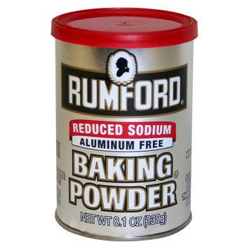 Clabber Girl Corporation Rumford Reduced Sodium Baking Powder 8.1OZ