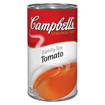 Campbell's Family Size Tomato Condensed Soup 26 oz