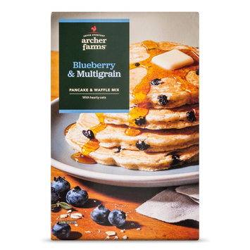 Archer Farms Archer Farm Blueberries & Multigrain Pancake & Waffle Mix 16oz