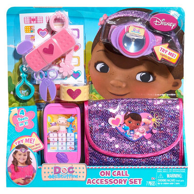 Just Play Doc McStuffins On Call Accessory Set