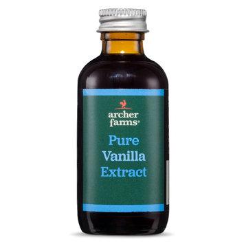 Archer Farms Pure Vanilla Extract 2 oz