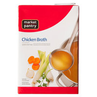 Market Pantry Chicken Broth 48 oz