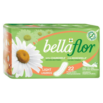Bellaflor Pantiliners With Chamomile