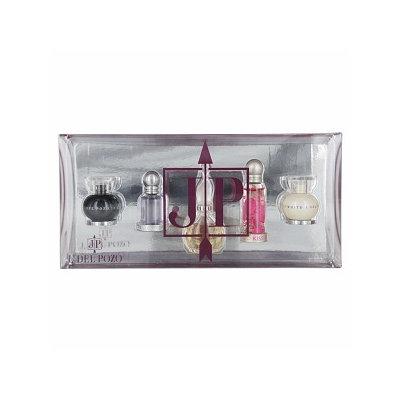 Jesus Del Pozo Set for Women: Variety Eau de Toilette Minis for Women