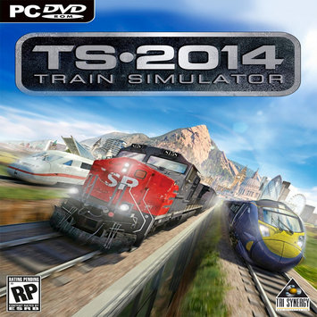 Tri Synergy TS.2014 - Train Simulator (PC Game)