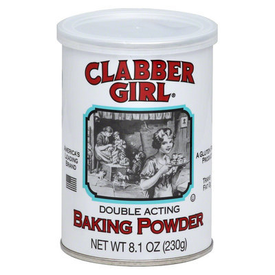 Clabber Girl Corporation Clabber Girl Double Acting Baking Powder 8.1 oz