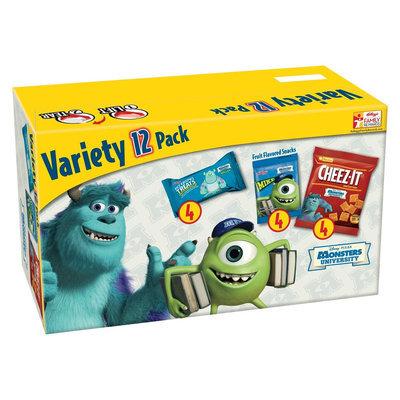 Kellogg's® Snacks Monsters University Rice Krispies Treats/Fruit Snacks/Cheez-it