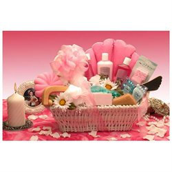 Gift Basket Ultimate Relaxation Bath and Body Gift- Large- 8411205