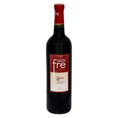 Sutter Home Fre Alcohol Removed Premium Red Wine 750 ml