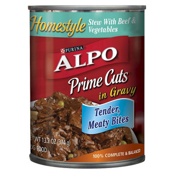 Nestlé Purina Pet Care Canned NP15274 Alpo Prime Cut Beef Stew 12-13 Oz.