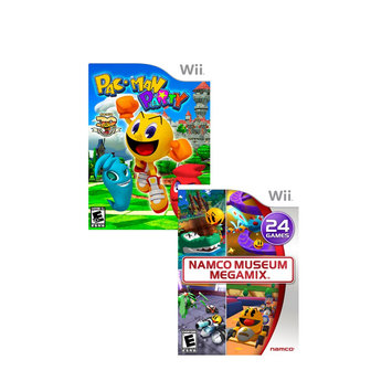 Solutions 2 Go Wii Game Namco Museum+Pacman