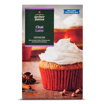 Archer Farms Chai Latte Cupcake Mix 22.86oz