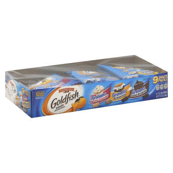 Goldfish® Grahams Tray