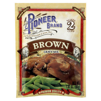 Pioneer Brand Brown Gravy Mix 1.61 oz