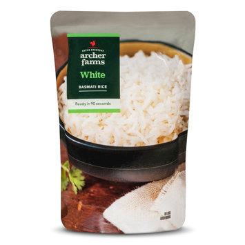 Select Brands Llc Archer Farms White Basmati Rice 8.8oz