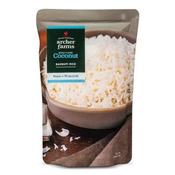 Select Brands Llc Archer Farms Coconut Basmati Rice 8.8oz