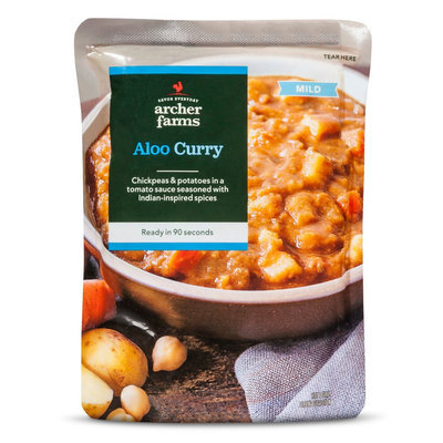 Select Brands Llc Archer Farms Aloo Curry with Vegetables 10oz