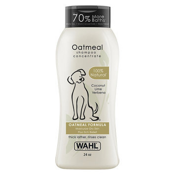 Wahl Oatmeal Natural Pet Shampoo