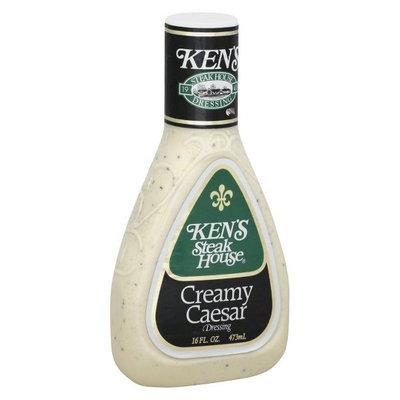Ken's Creamy Caesar