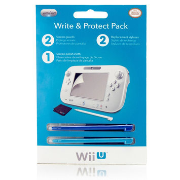 PDP - Write & Protect Pack for Nintendo Wii U GamePad