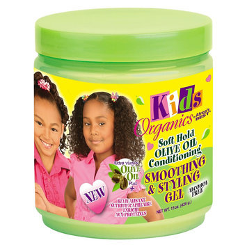 Africa's Best Kids' Organics Smoothing & Styling Gel