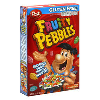 Target Post Fruity Pebbles Cereal 11 oz