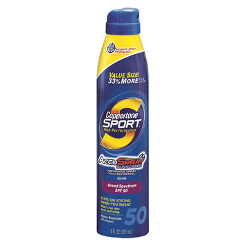 Schering-plough SPF 30 Coppertone 8oz Sport Cspray