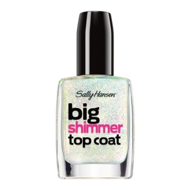 Sally Hansen® Big Shimmer Top Coat Nail Polish Reviews