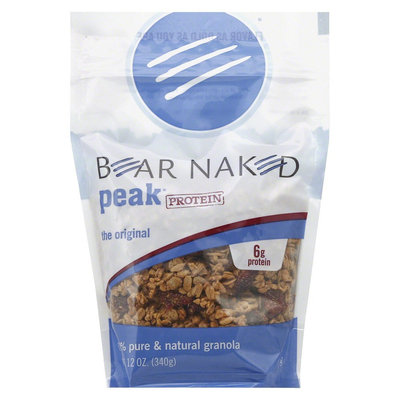 Bear Naked Peak Protein Original Granola 12 oz