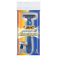BIC Comfort3 Advance Razor - 1 Count