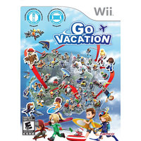 Go Vacation Wii Game namco