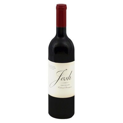 Josh Cellars Vintage 2011 Cabernet Sauvignon Wine 750 ml